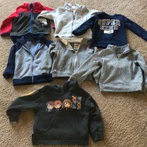 3t boys sweatshirts!